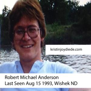 Robert Michael Anderson
