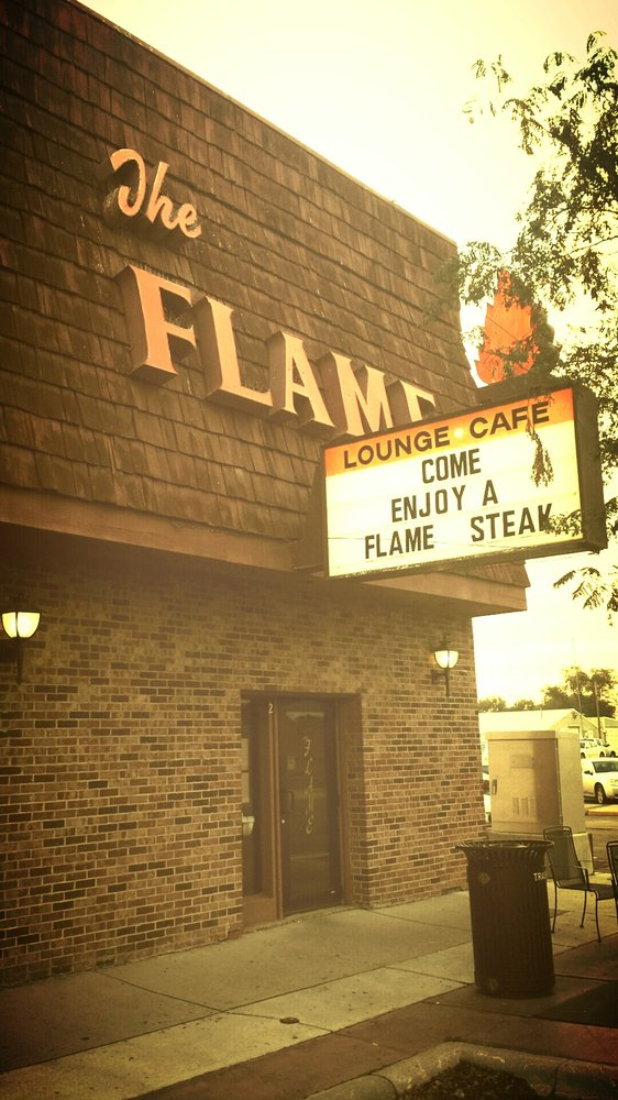 Did you work at the Flame Restaurant, Aberdeen in 1993?